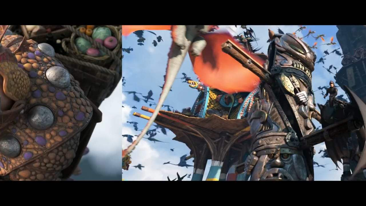 How to Train Your Dragon: The Hidden World TV Spot - New Year, New Dragons (2019)