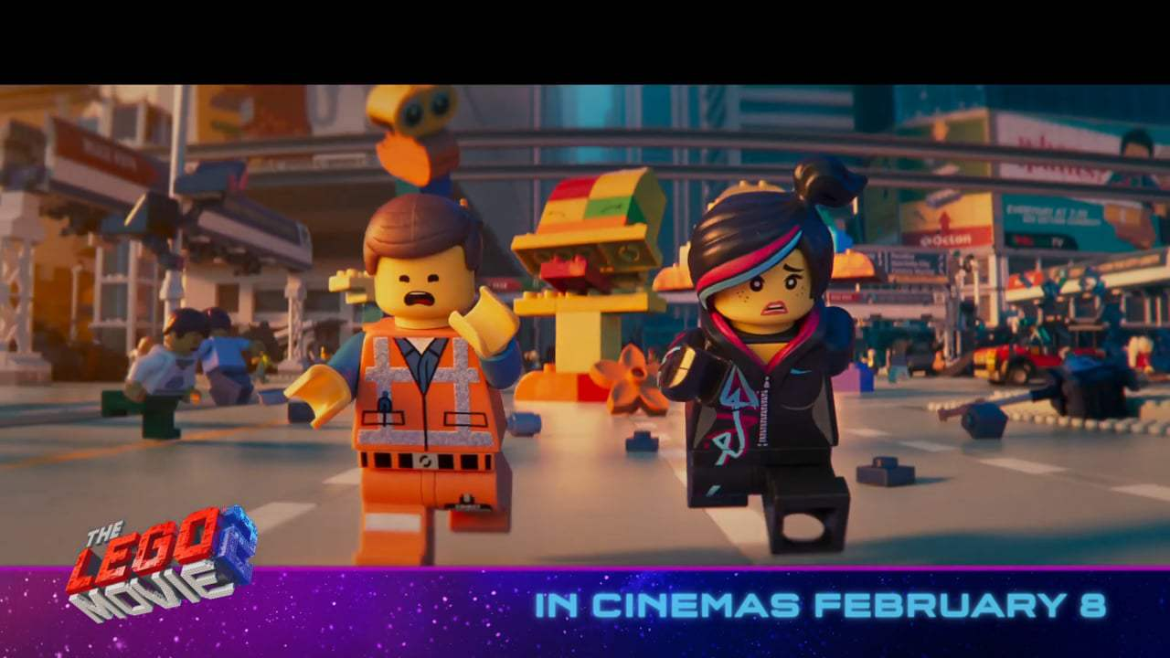 The Lego Movie 2: The Second Part TV Spot - Together (2019)