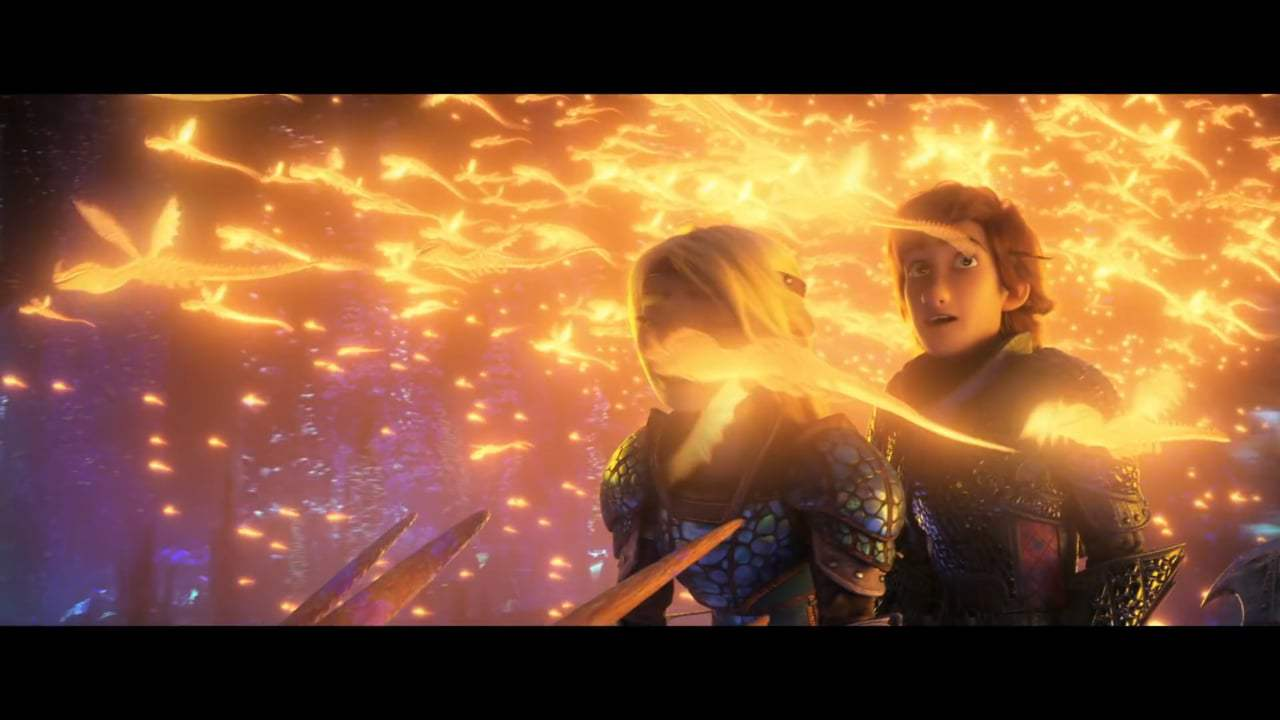How to Train Your Dragon: The Hidden World TV Spot - Hero (2019)