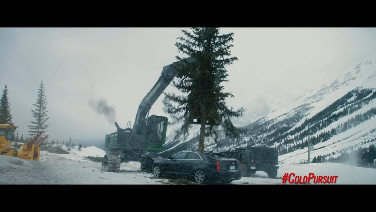 Cold Pursuit TV Spot - Action (2019)