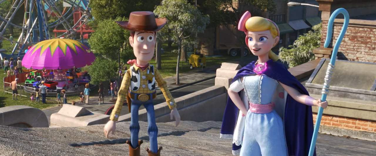 Toy Story 4 Super Bowl Spot (2019)