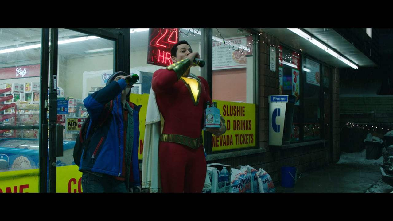 Shazam! Featurette - Meet Shazam (2019)