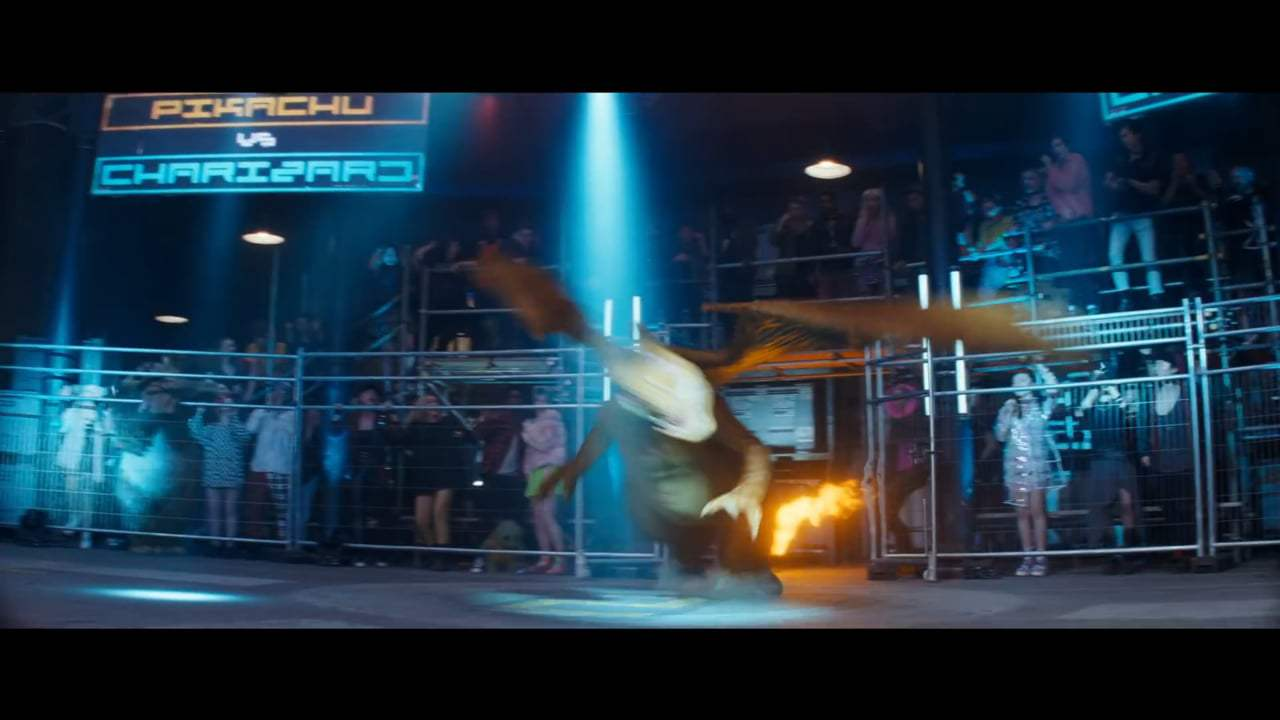 Pokémon Detective Pikachu Theatrical Trailer (2019)