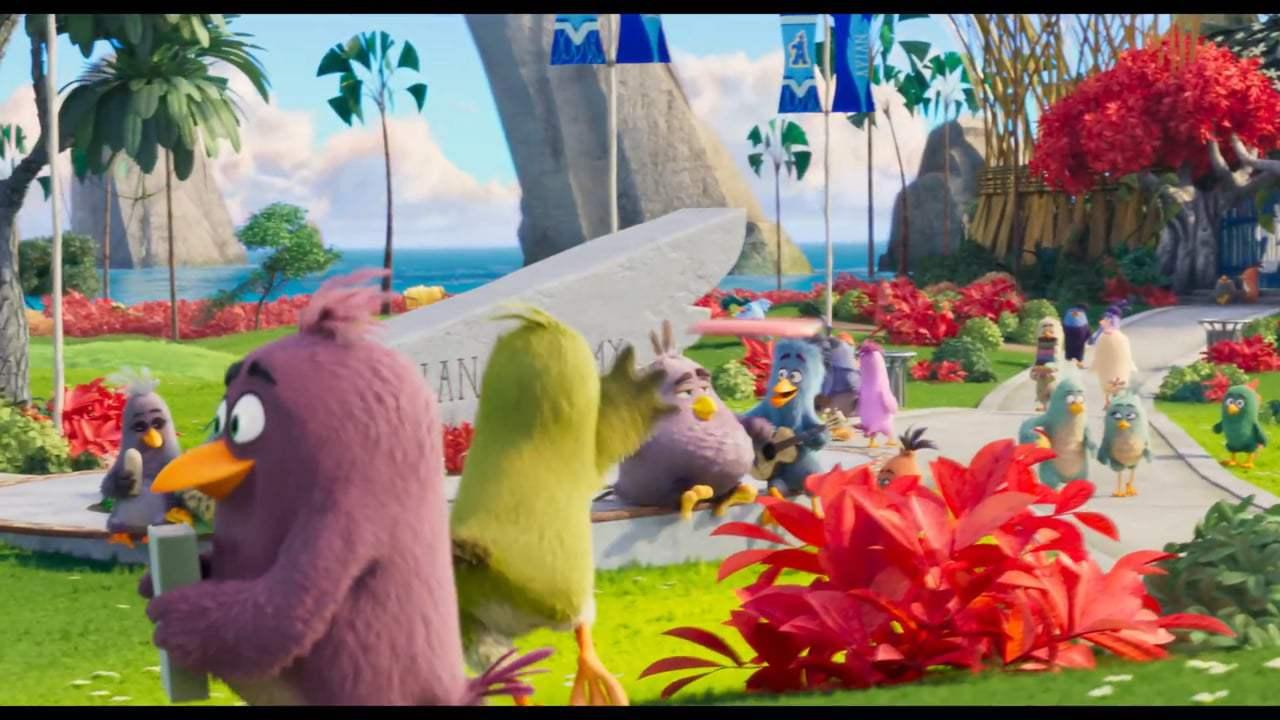 The Angry Birds Movie 2 International Trailer (2019)