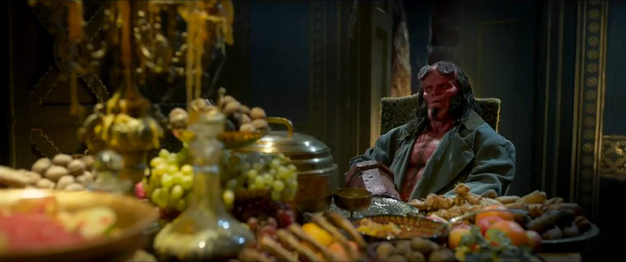 Hellboy Feature Red Band Trailer (2019)