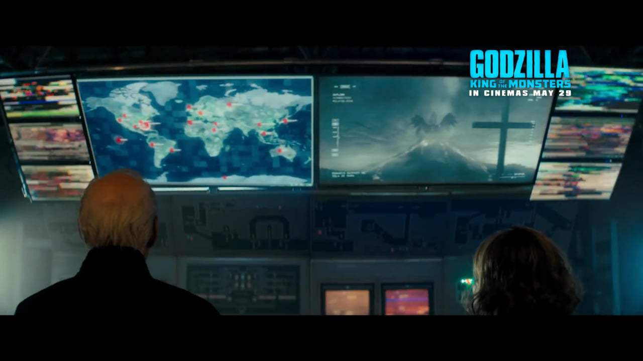 Godzilla: King of the Monsters TV Spot - Run (2019)