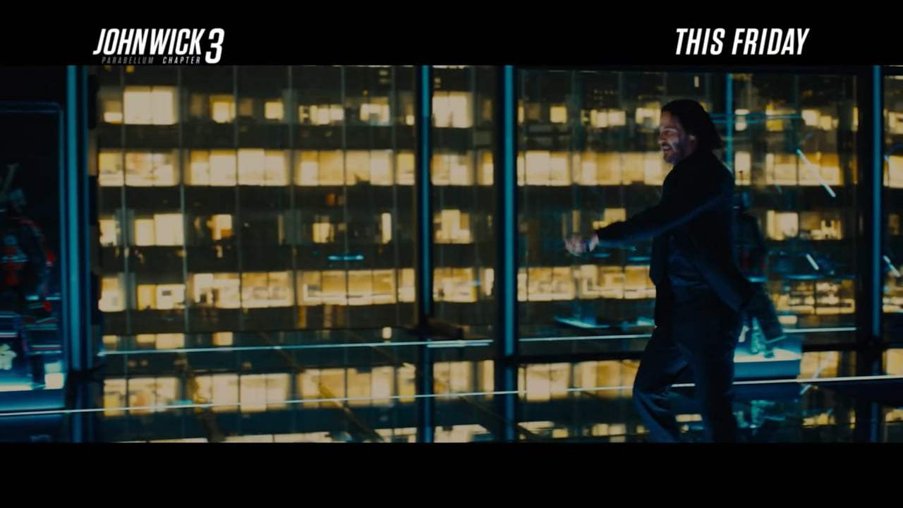 John Wick: Chapter 3 - Parabellum TV Spot - Bad Man (2019)
