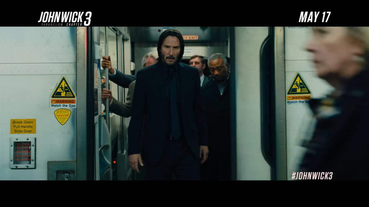 John Wick: Chapter 3 - Parabellum TV Spot - Back (2019)