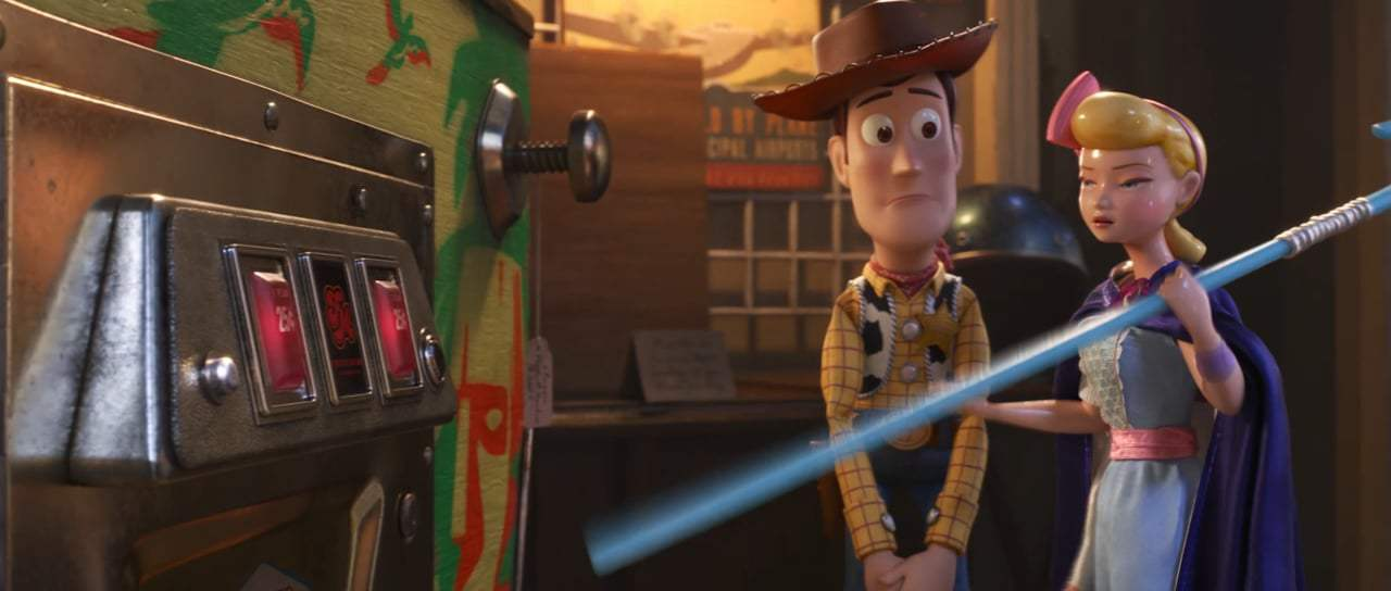 Toy Story 4 Theatrical Trailer (2019)