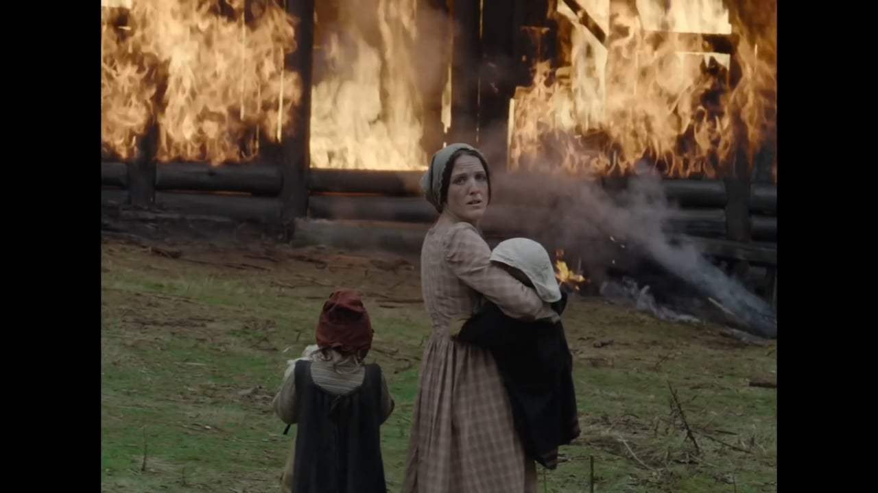 The Nightingale Trailer (2019)