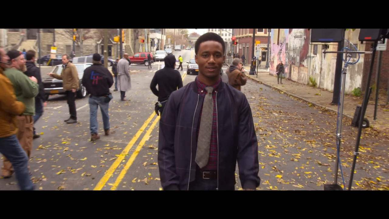 Shaft Featurette - Legacy (2019)