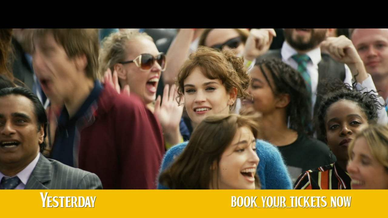 Yesterday TV Spot - Flashback (2019)