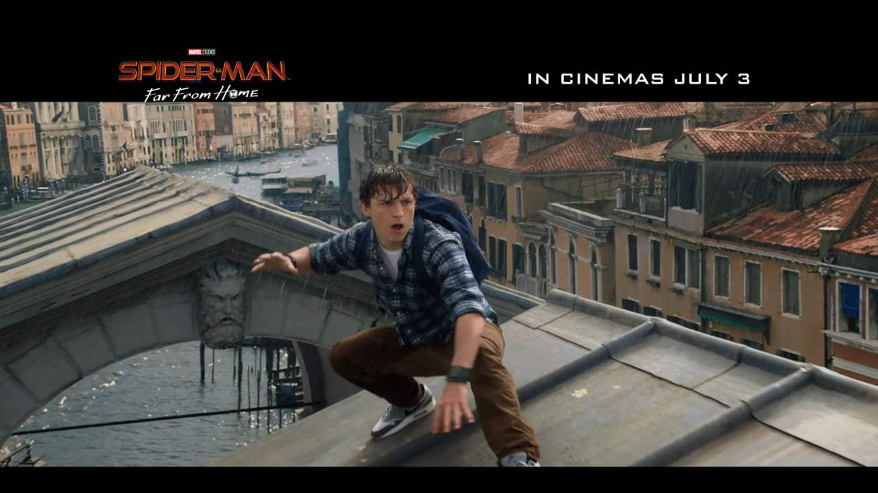 Spider-Man: Far From Home TV Spot - New Adventure (2019)