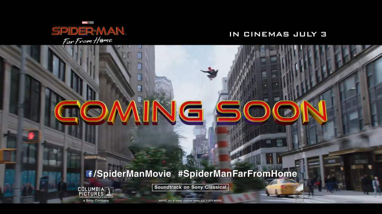 Spider-Man: Far From Home TV Spot - Suit Up (2019)