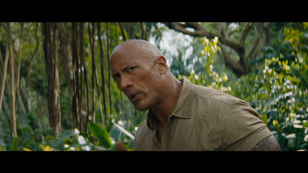 Jumanji: The Next Level Trailer (2019)