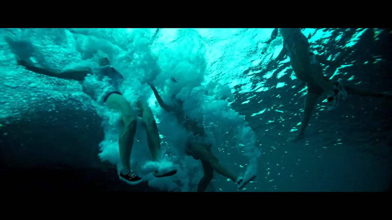 47 Meters Down: Uncaged Theatrical Trailer (2019)