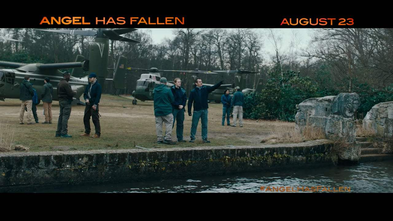Angel Has Fallen TV Spot - Framed (2019)