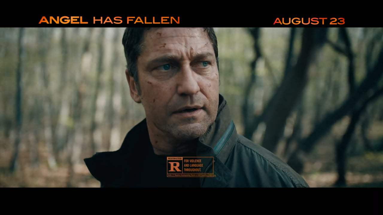Angel Has Fallen TV Spot - Letters (2019)