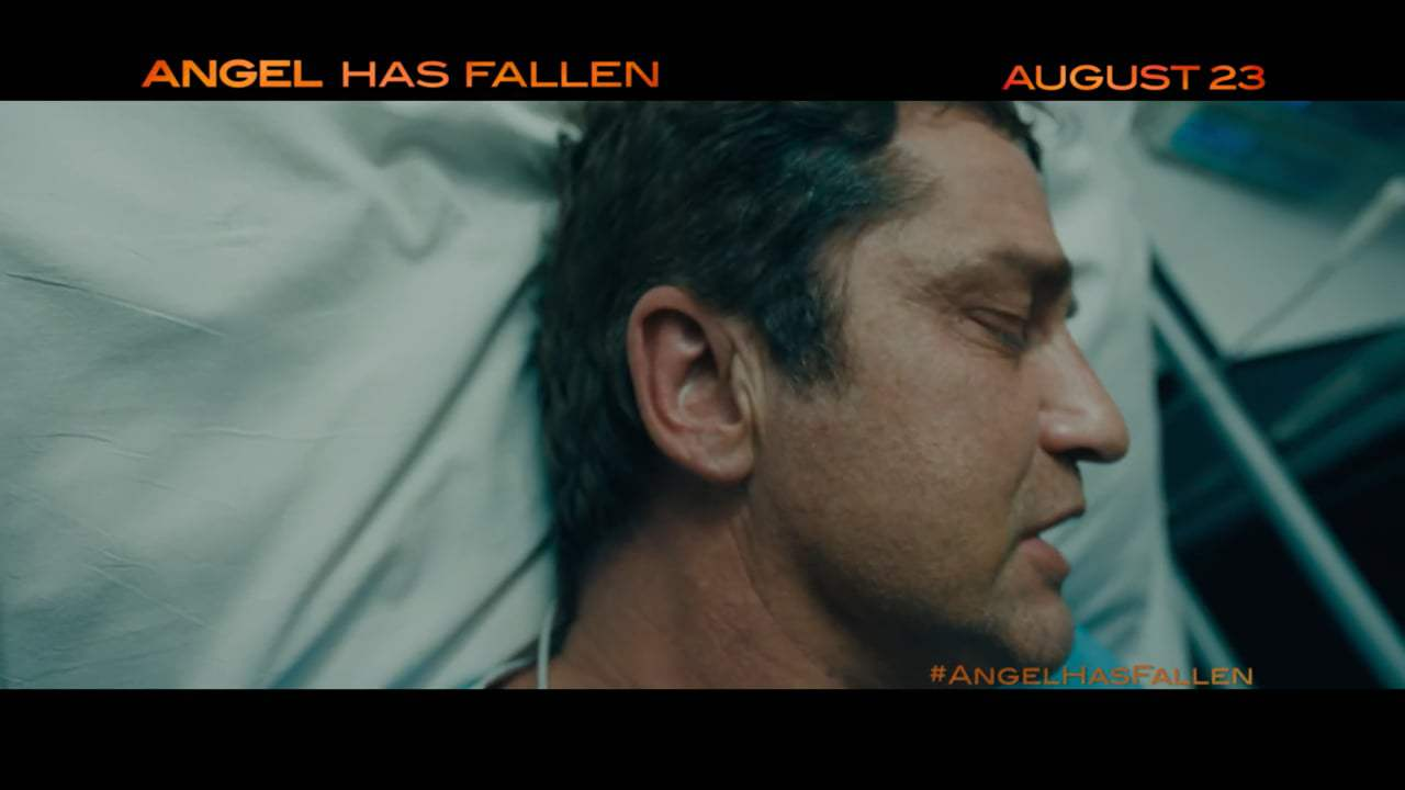 Angel Has Fallen TV Spot - Planned (2019)