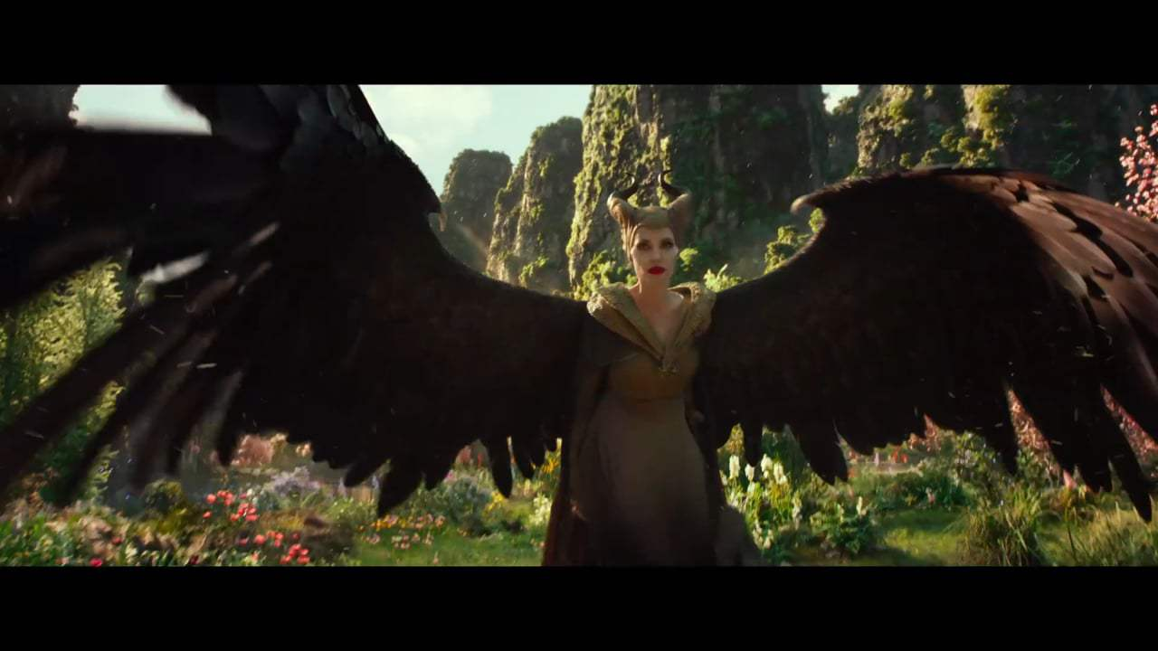 Maleficent Mistress Of Evil Trailer 2019