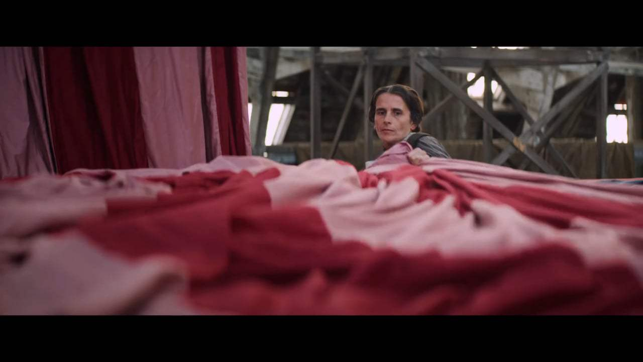 The Aeronauts Theatrical Trailer (2019)