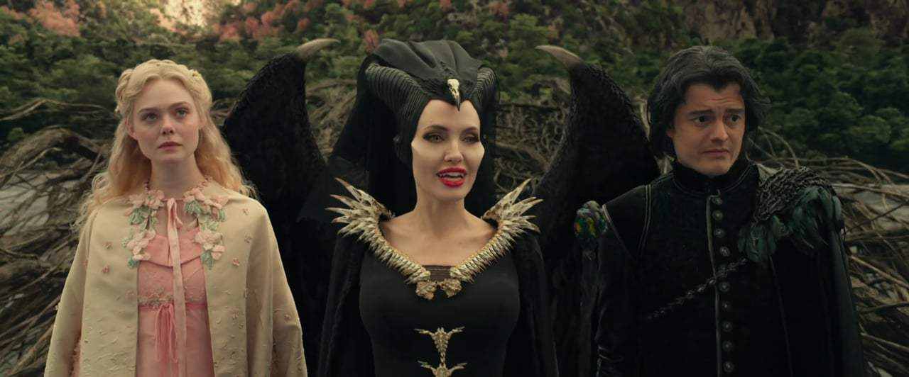 Maleficent Mistress Of Evil Tv Spot Something Evil 2019