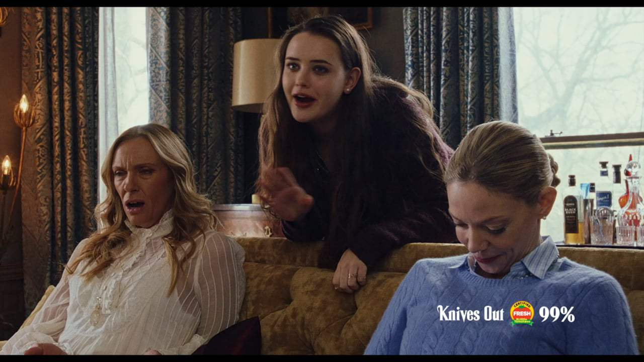 Knives Out TV Spot - The Family (2019)