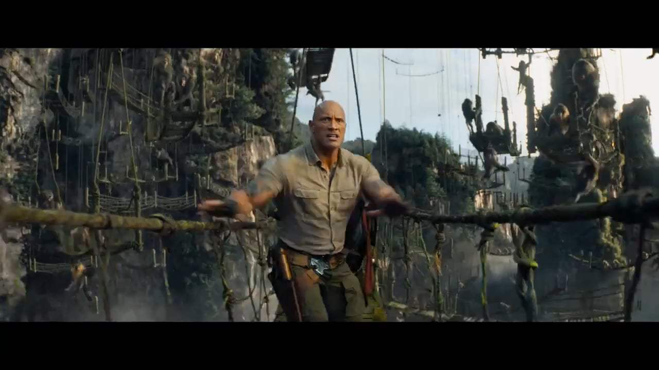 Jumanji: The Next Level TV Spot - The Game is Broken (2019)