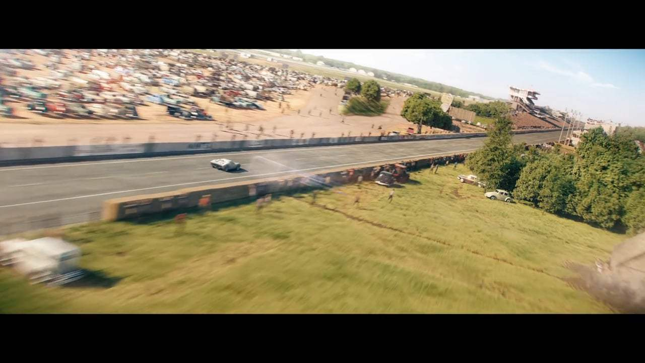 Ford v Ferrari TV Spot - Run Free (2019)