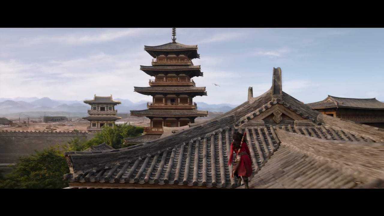 Mulan Featurette - A Tale of Many (2020)