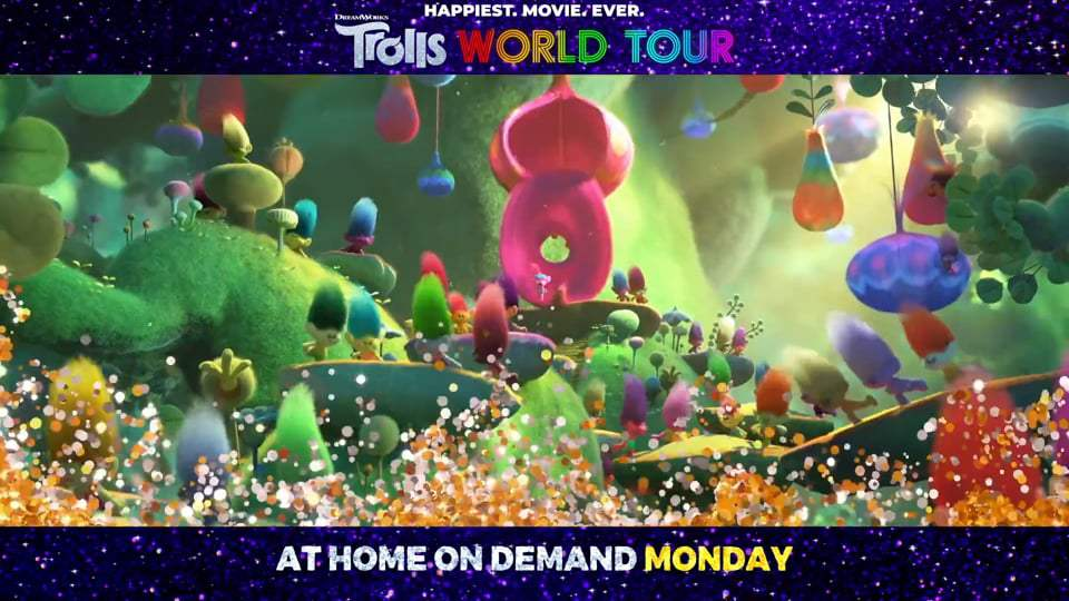 Trolls World Tour TV Spot - We're Back (2020)