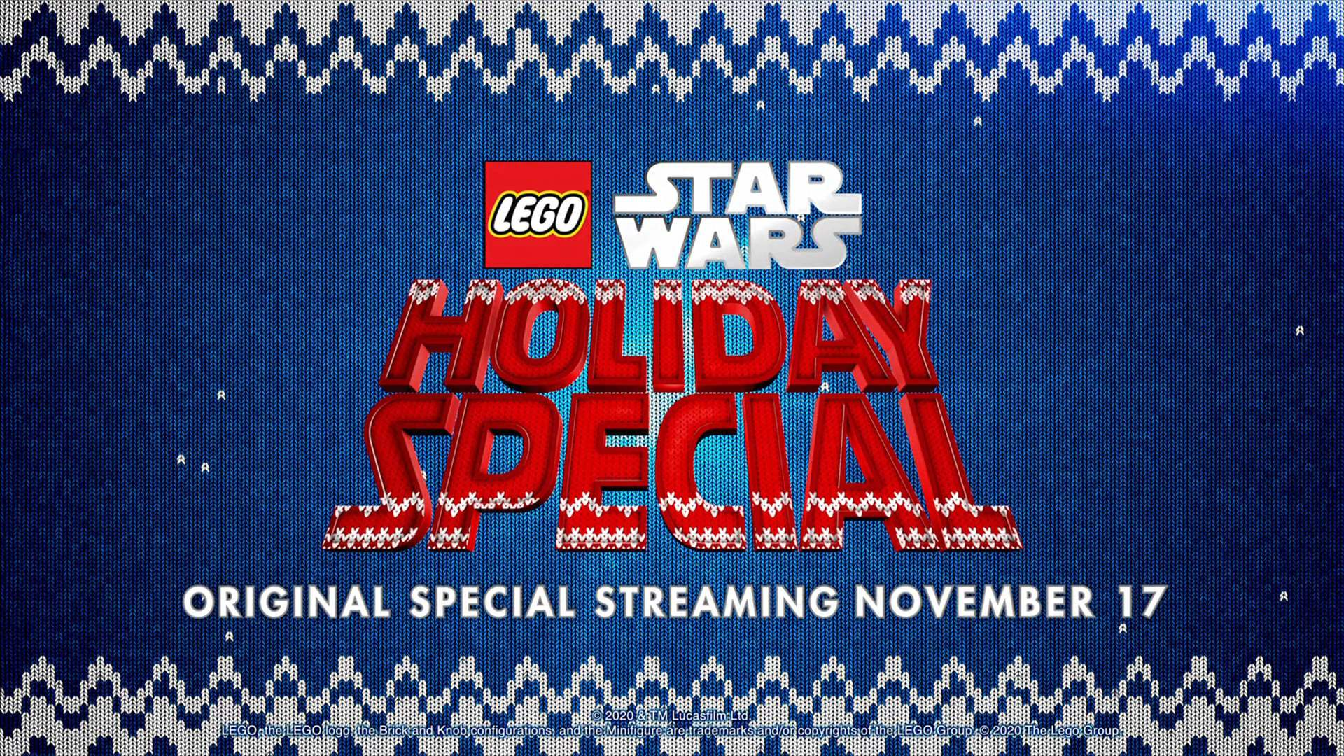 The Lego Star Wars Holiday Special Trailer (2020)