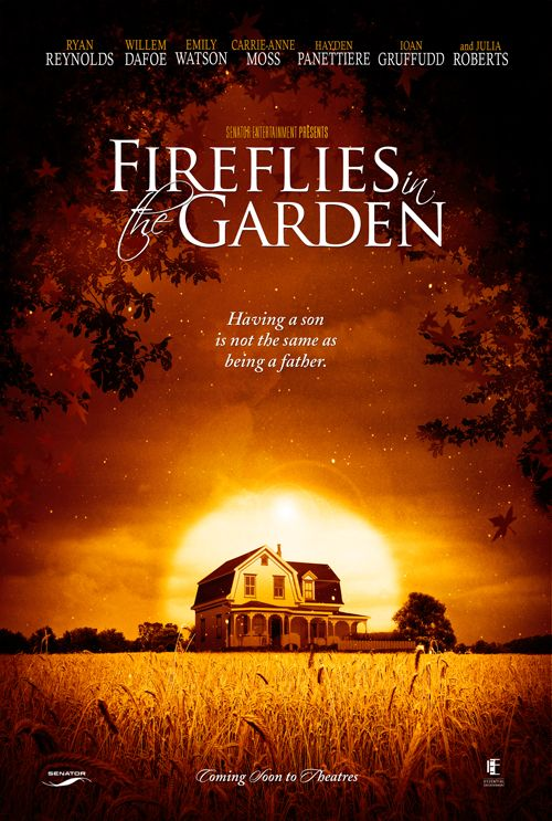 Fireflies in the Garden Poster #1