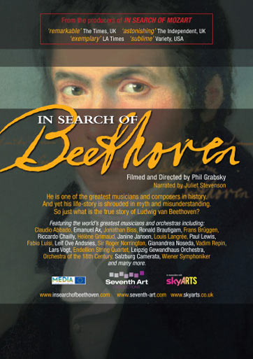 In Search of Beethoven Poster #1