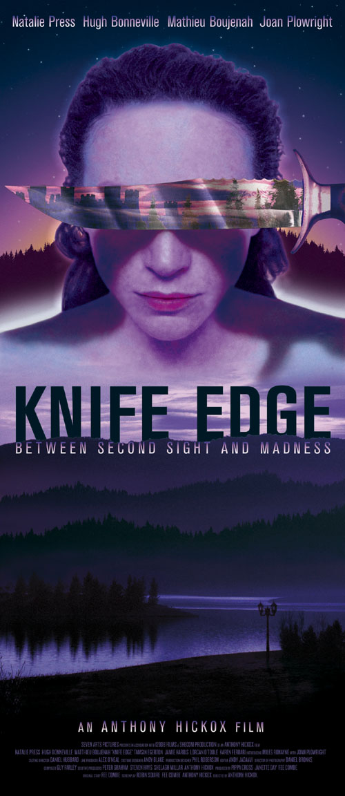 Knife Edge Poster #1