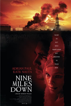 Nine Miles Down Poster #1