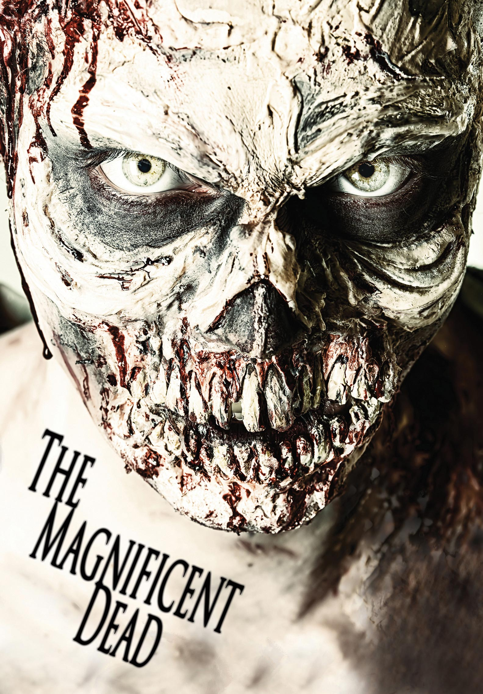 The Magnificent Dead Poster #1