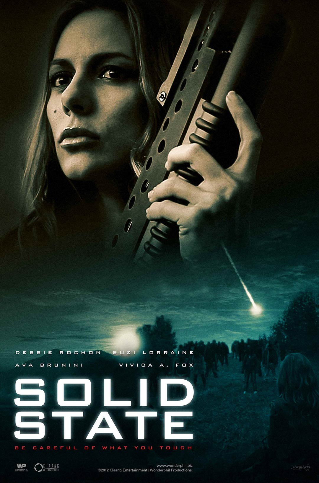 Solid State Poster #1