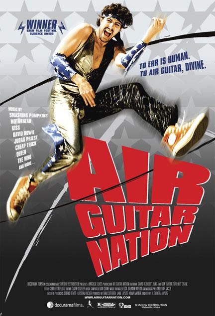Air Guitar Nation Poster #1