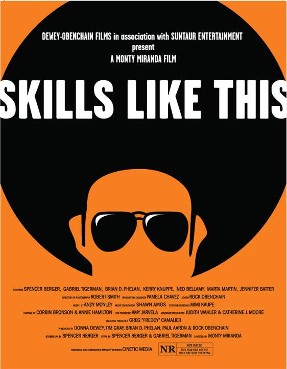 Skills Like This Poster #1