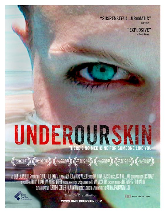 Under Our Skin Poster #1