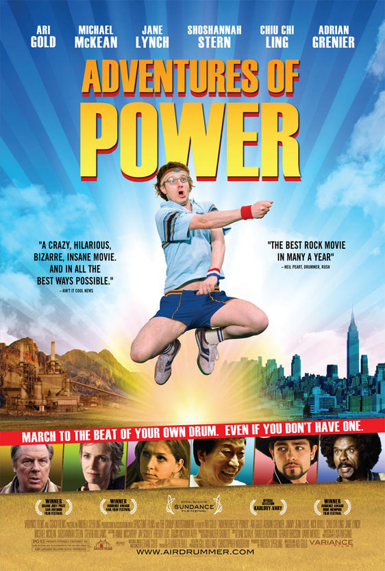 Adventures of Power Poster #3