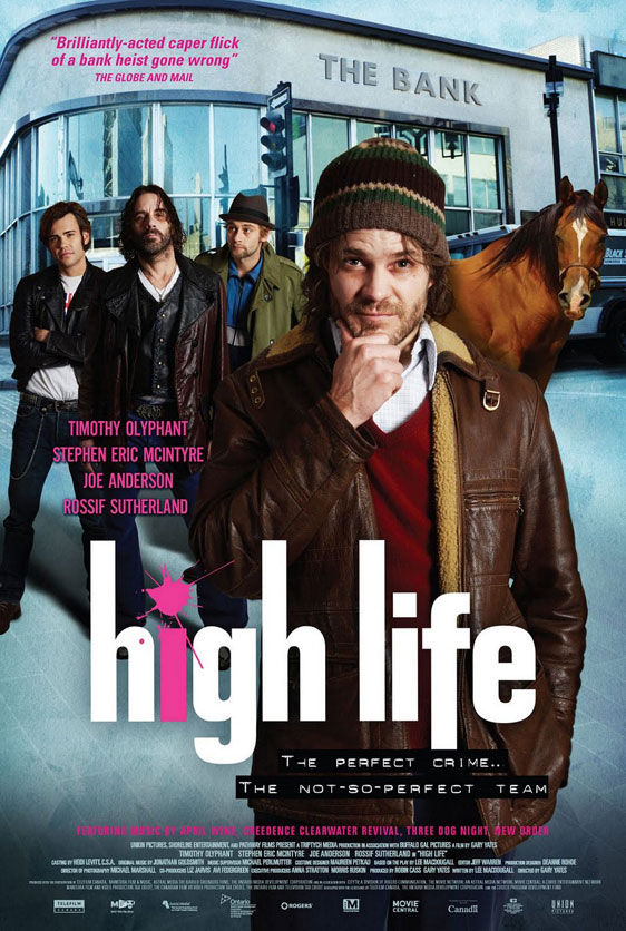 High Life Poster #2