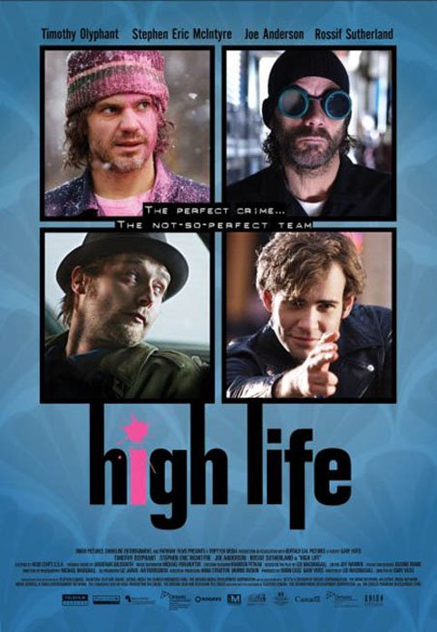 High Life Poster #3