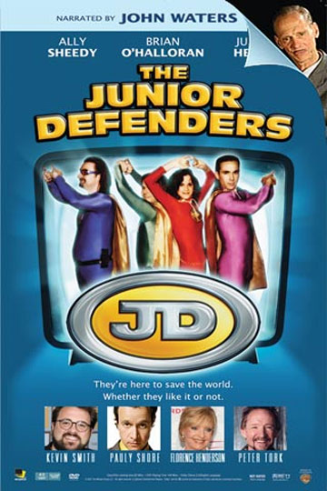 The Junior Defenders Poster #1