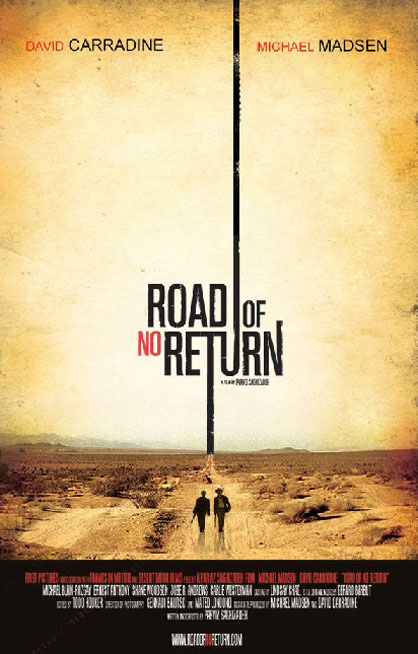 Road of No Return Poster #2