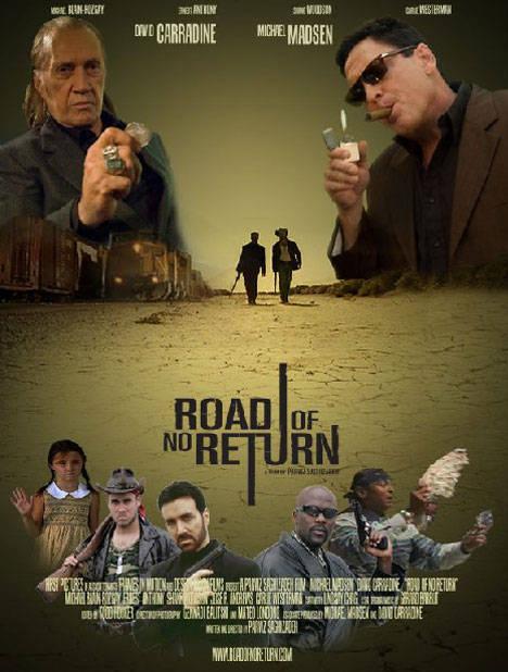 Road of No Return Poster #3