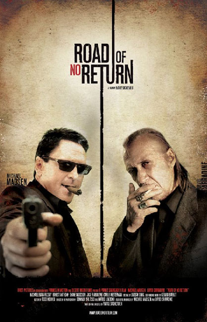 Road of No Return Poster #1