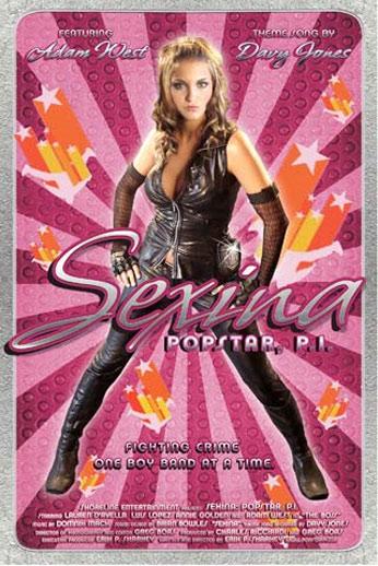 Sexina: Popstar P.I. Poster #1