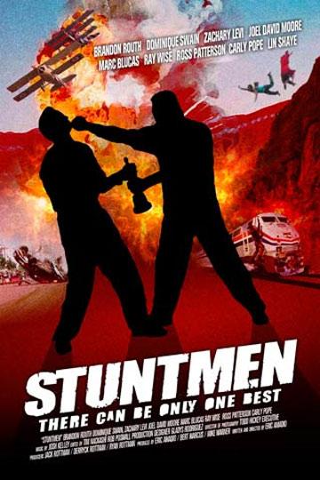 Stuntmen Poster #1